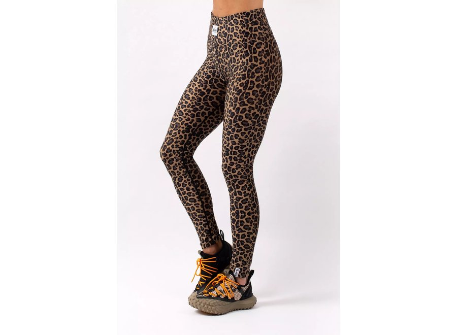 Icecold Tights Leopard