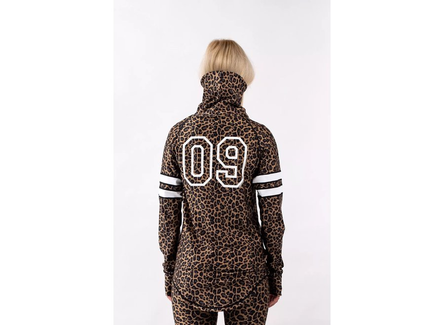 Icecold Top Team Leopard