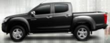 Isuzu Isuzu D-Max (2012-2016) V2 Doublecab Glass Slide WIndow