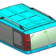 Isuzu Isuzu D-Max (2012-2016) V4 Doublecab Glass Fix & Slide WIndow