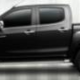 Isuzu Isuzu D-Max (2017-) V2 Doublecab Glass Bird Wing Window