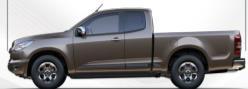 Chevrolet Chevrolet new Colorado V2 Singlecab Solid Birdwing Window