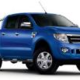 Ford Ford Ranger 2012-2016 V2 Doublecab Solid Birdwing Window