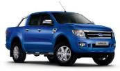 Ford Ford Ranger 2012-2016 TL1 Doublecab Glass Fix window