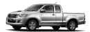Toyota Toyota Vigo V4 Singlecab Glass Fix & Slide Window