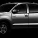 Toyota Toyota Vigo V2 Doublecab Solid Side WIndow