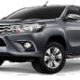 Toyota Toyota Revo V2 Singlecab Solid Birdwing Window