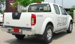 Nissan Nissan Navarra D-40 V4 Doublecab Shortbed Glass Birdwing Window