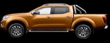 Nissan  Nissan NP 300 2015 V2 Singlecab Glass Bird Wing Window