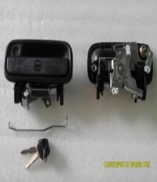 Key lock ass'y BW 4 pcs
