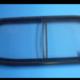 Left side non-tinted sliding glass