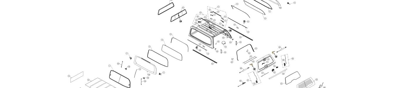 Spareparts Toyota