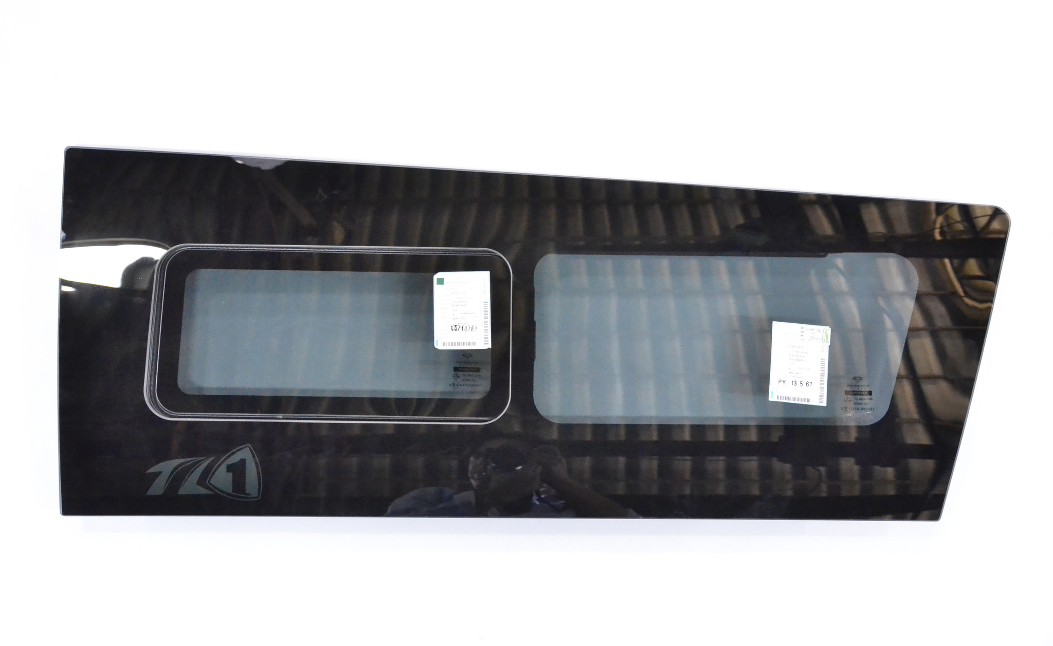 glass fix&slide window set RH  TL-1