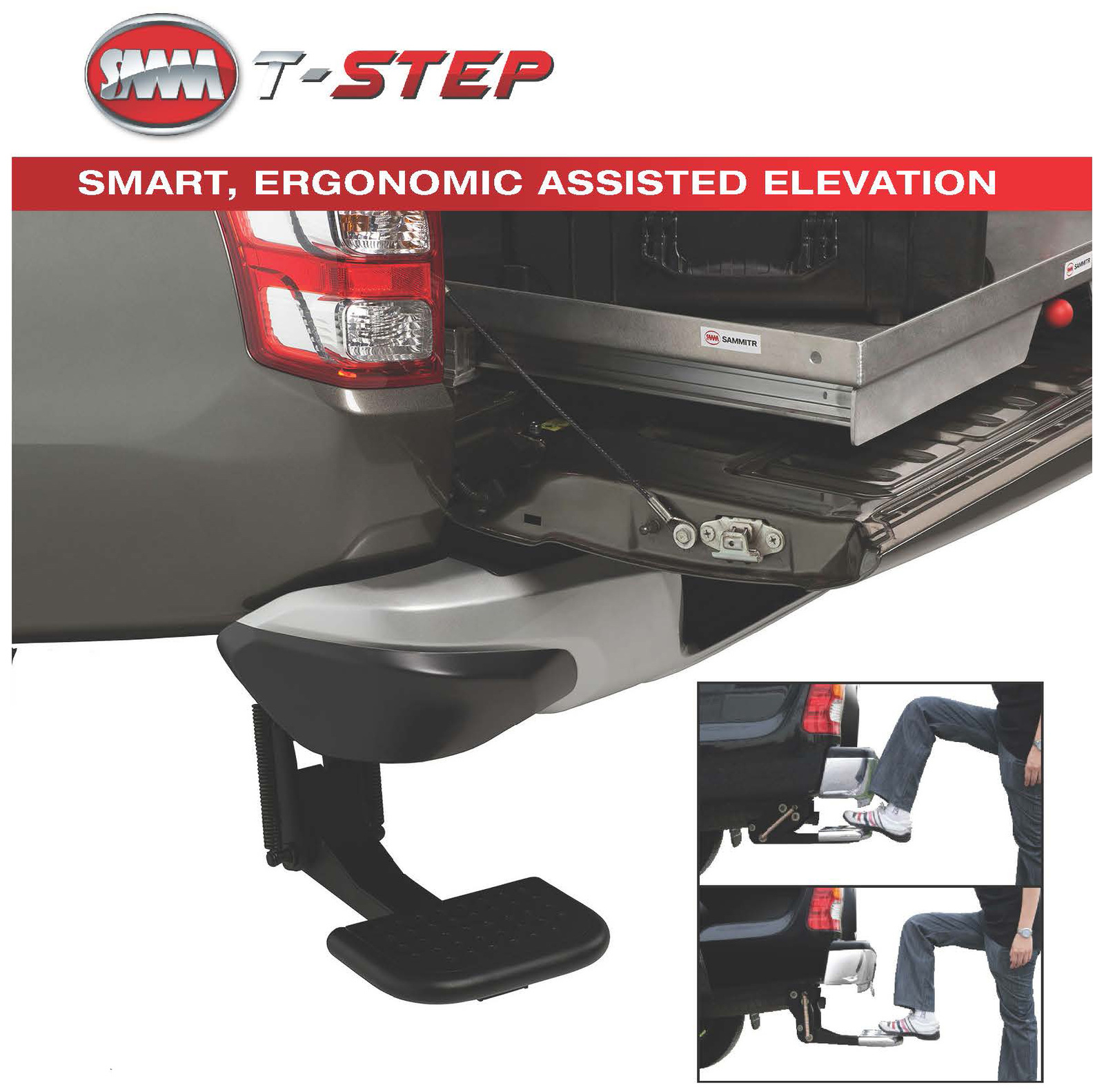 Ford T-Step Ford Ranger 2012