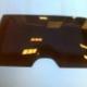 Rear tinted glass w.defroster w/o hole Nissan SB+LB
