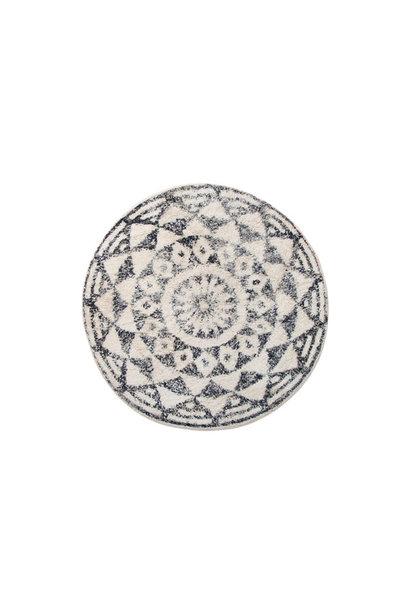 Badmat round bath mat 80cm