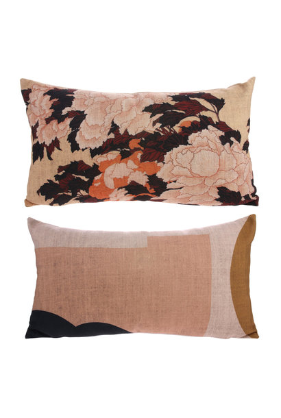 Kussen printed cushion tokyo nude (35x60)