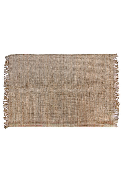 Vloerkleed naturel jute rug (200x300)