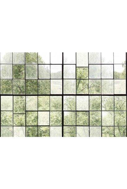 Behang Factory Window