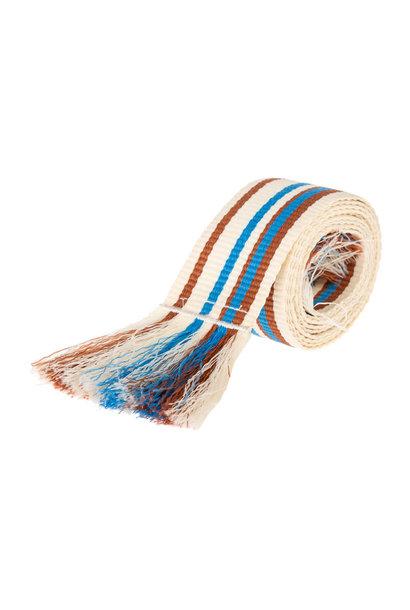 Riem stripe olympian Blue