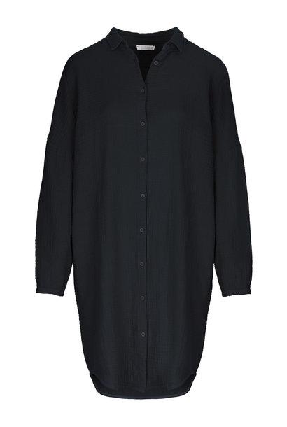 Jurk doppia dress  855 off black