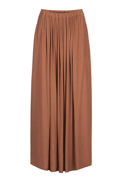 Rok linde skirt  758 copper