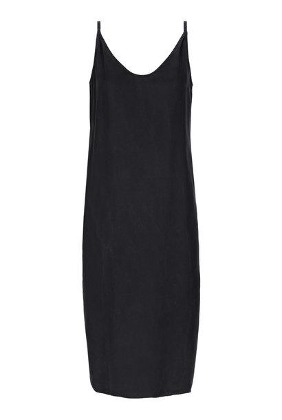Jurk norris nakai dress  857 phantom black