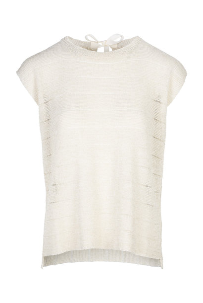 T-shirt phoeby top 010 off white