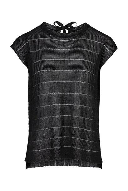 Tshirts phoeby top 857 phantom black
