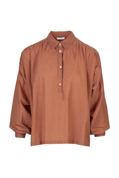 Blouse scarlett blouse 758 copper