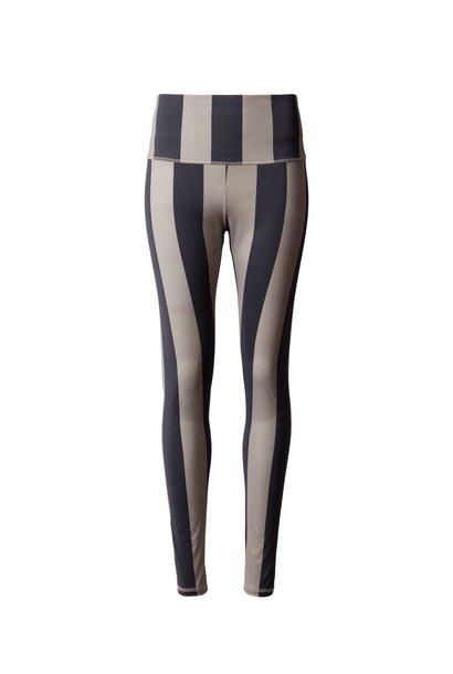 Legging Yoga Big Stripe toppo