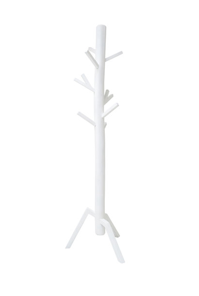 Kledingrek coat rack white