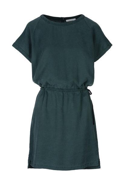 Jurk silly dress nakai  465 dark green