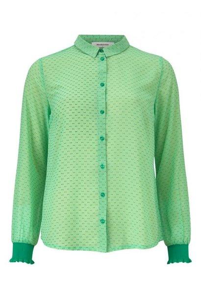 Blouse Odin shirt 02274 meadow