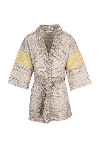 Kimono vintage 010 off white