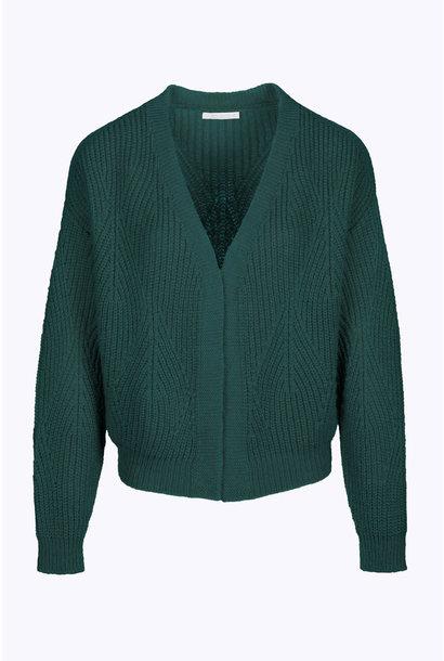 Vest wietze 468 vintage green