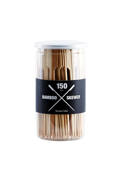 Spies skewer bamboo pack of 150 pcs