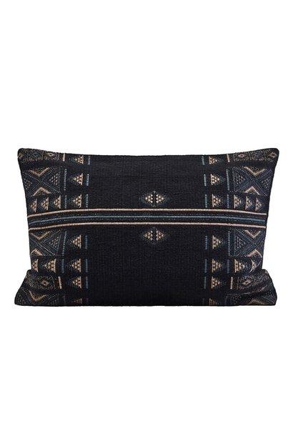 Kussenhoes pillowcase unik black 60x40cm
