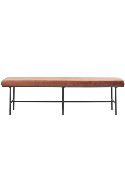 Bank Bench comma rust l160cm