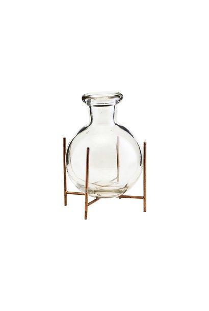Vaas vase w stand lana 12x10cm