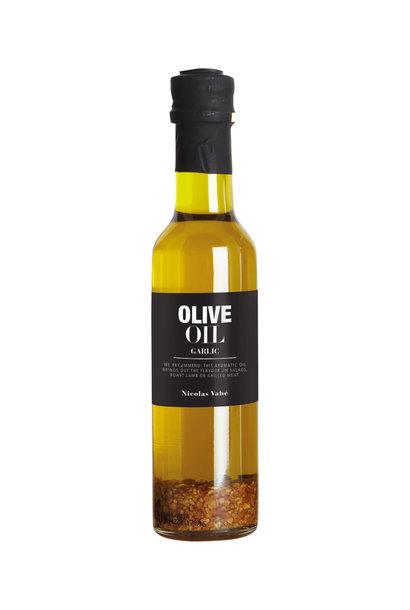 Olijf olie olive oil garlic 25cl