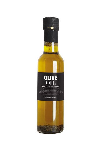 Olijf olie olive oil herb de provence 25cl