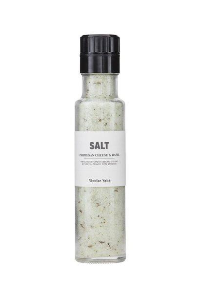 Zout salt parmesan cheese basil 320gr