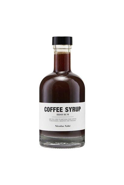 Koffie siroop Syrup Irish Rum