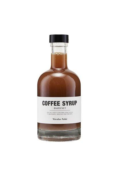 Koffie siroop syrup Hazelnut