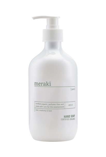 Handzeep hand soap pure 500ml