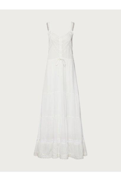 Blanka dress wit wit