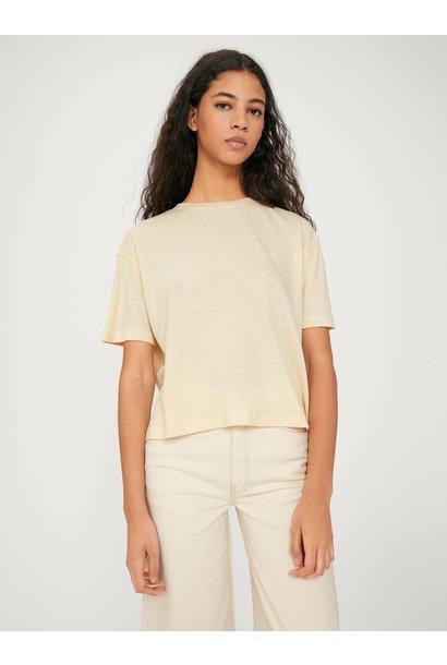 T-shirt Lono creme