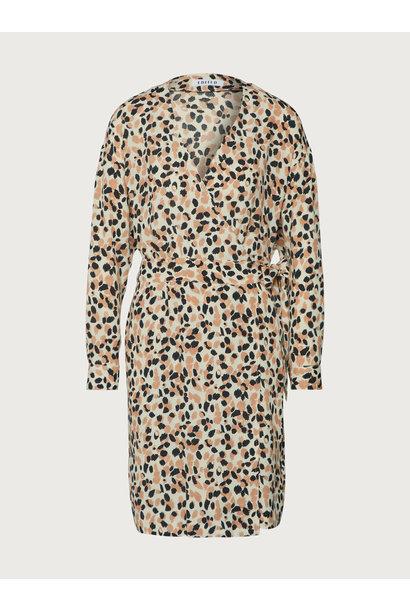 Jurk Sora dress print