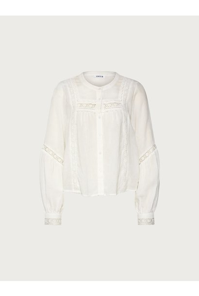 Blouse Spencer blouse wit